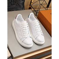 lv louis vuitton men fashion boots fashionable casual leather breathable sneakers running shoes 584