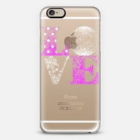 MORE LOVE iPhone 6 case by Marianna Tankelevich   Casetify