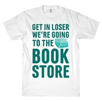 GOING TO THE BOOK STORE TEE - PREORDER