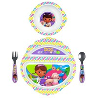 Disney Doc McStuffins 4-pc. Feeding Set by The First Years
