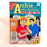 Archie Andrews Where Are You Digest Magazine Vintage Archie Digest Library Comic Book No 94 July 1994 FREE SHIPPING