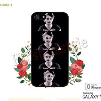 5 seconds of summer Phone Cases, iPhone 5/5S/5C Case, iPhone 4/4S Case, S3 S4 S5 Note 2 Note 3 Michael Clifford -A065-1