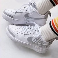 Free shipping: Nike air force 1 low built-in cushioning shoes