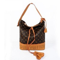 DCCKB62 LV Louis Vuitton Women's Fashion Leather Tote F