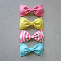 Summer Set Hairbows from Love What's Missing