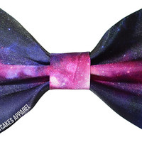 Galaxy Hair Bow (#4)