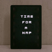 LED Peg Message Board | Urban Outfitters