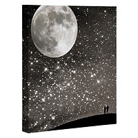 Shannon Clark Love Under The Stars Art Canvas