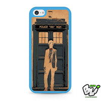Doctor Who Mat Smith iPhone 5C Case