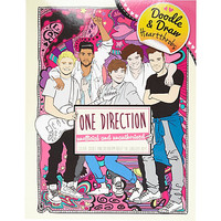 River Island Womens One Direction doodle and draw book