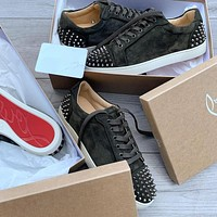 christian louboutin Casual Breathable Stylish Sneakers