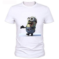 Zombie Minions and the Walking Dead T-Shirt
