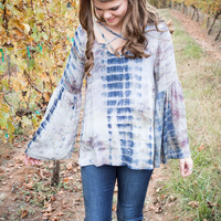 Earth Horizons Blouse
