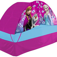 Disney Frozen Bed Tent with Push Light