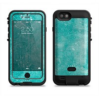The Scratched Turquoise Surface Apple iPhone 6/6s LifeProof Fre POWER Case Skin Set