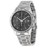 Tag Heuer Carrera Mens Chronograph Automatic Watch CV201A.BA0794