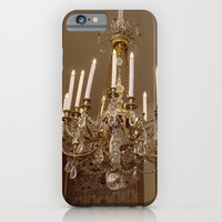 Chandelier iPhone & iPod Case by Pati Designs