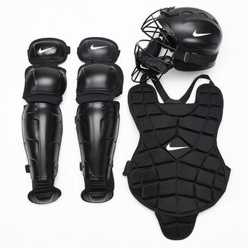 recomendar Campo de minas vestirse  Nike 14-in. Catcher's Gear Set - Youth from Kohl's | Softball⚾️