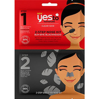 Yes to Tomatoes 2-Step Nose Kit Buh-Bye Blackheads!