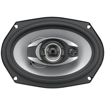 "Soundstorm Gs Series 6"" X 9"" Speakers (3 Way; 400 Watts)"