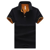 11 Colors New Solid Polo Shirt Men Short Sleeve Polo Shirts Breathable Fashion Mens Polos Hombre Camisa Polo Homme