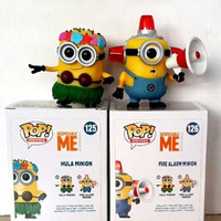 New minions minion action figure despicable me toy figures collection model kids boy girl birthday gift toys
