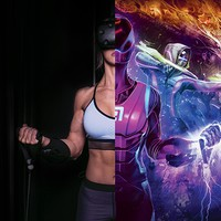 Black Box VR - Immersive Virtual Reality Gym and Fitness Experience