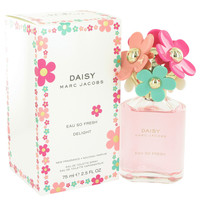 Daisy Eau So Fresh Delight Perfume by Marc Jacobs 2.5 oz / 75 ml