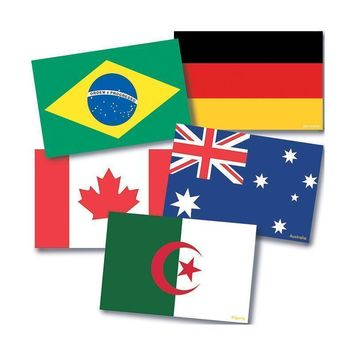 International Flags Instructional