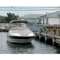 Monarch NorEaster 2 Piece Mooring Whips f/Boats up to 23