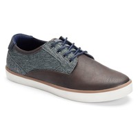 SONOMA life + style Men's Oxford Sneakers (Brown)
