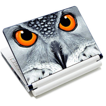 """Eagle Face Art Anti-Slip Laptop Sticker Skin Decal Cover Protector For 11.6"""" -15.4"""" Sony Toshiba HP Dell Acer Thinkpad"""