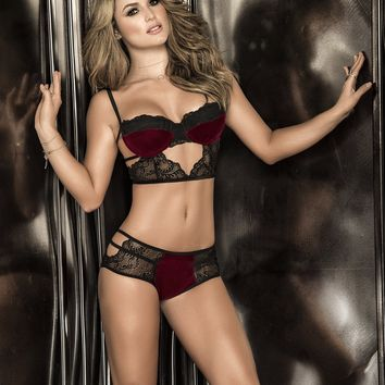 Be My Baby Bra and Panty Set