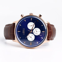 Montpellier Blue Chronograph Watch