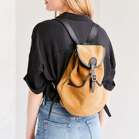 Rockee Suede Backpack - Urban Outfitters