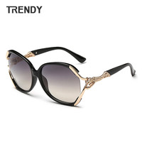 New Europe Retro Sunglasses 2016 Brand Sun Glasses for Women Anti-Glare Sunglass Z-2806