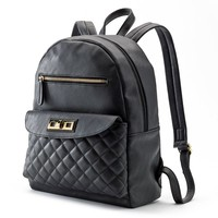 Apt. 9 Ophelia Quilted Backpack