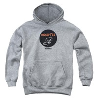 Parks and Recreation Mouse Rat Circle Big Boys Pullover Hoodie