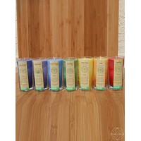 11oz Set of 7 Chakra Candles