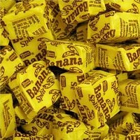 Banana Split Candy Chews 1/2 lb Bulk