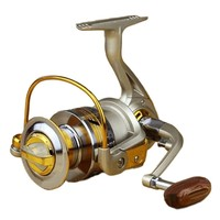 Aluminum Spool Fishing Reel
