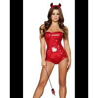 Devilish Delight 2pc Costume