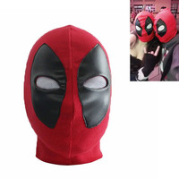 Halloween Props Deadpool Mask Weapon X Superhero Balaclava Cosplay Costume X-men Hats Arrow Death Rib Fabrics Full Face Masks V3