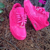 Customs Barbie nike