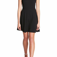 Vivianne Fit-and-Flare Dress