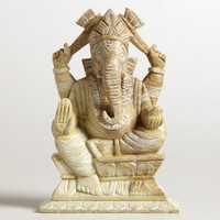 Ganesh Natural Soapstone | World Market