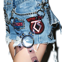 Funk Plus Clear Conscience Leg Harness One