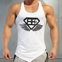 Men's Camouflage Gym Tank