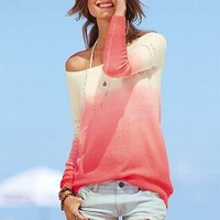 Dip-dye Sweater - Victoria's Secret