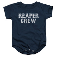 Sons Of Anarchy Reaper Crew Onesuit